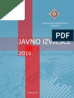 Godišnje izvješće SOA