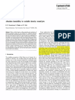Kyle, Sreenivasan, Raghu - Absolute Instability in Variable Density Round Jets (1989)