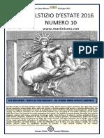 Ecce Quam Bonum - Rivista di Studi Martinisti - Numero 10, Giugno 2016