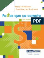 Litératie financière guide