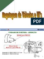 Regulagem de Valvulas Motors SCANIA