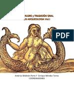 Folklore y tradición oral Vol I