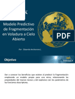 Modelo Predictivo de Fragmentación en Voladura a Cielo Abierto-E. Anchorena-Sipervor 2015 Rev