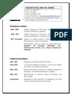 Curriculum_vitae Mayo 2015