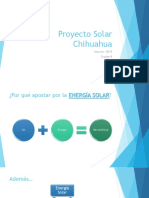Proyecto Solar Chihuahua