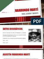 Agustín Farabundo Martí