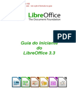 Guia do Iniciante-OpenOffice