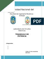Triangulo de Potenncia-Informe
