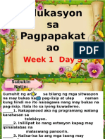 ESP Week 1 Day 5