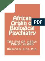 KING, Richard. Origem africana da psiquiatria biológica.pdf