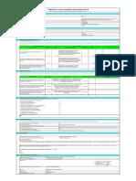 Formato SNIP 14 - Ficha de Registro Del Informe de Cierre