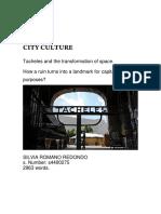 City Culture