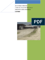 Resumen Ficha Ambiental y Plan de Manejo Ambiental