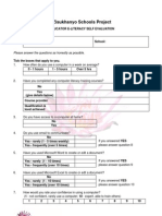Staff E-literacy Evaluation