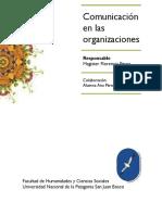 ModI-II-III Comunicacion y Organizacion