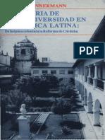 Historia de las universidades en AL, Tünnermann.pdf