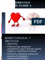Neuro Anestesia
