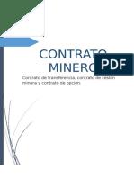 Contrato Minero Mkartes