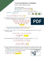 GABARITO - 2ª Lista de Exercícios - Polinômios.pdf