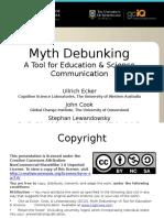 Myth Debunking