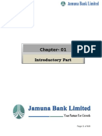 Advertisement and Promotion Strategy of Jamuna Bank Ltd.