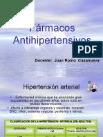 Antihipertensivos 2009