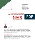 NIAS Netball Tour 2016 Full Itinerary