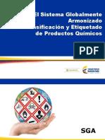El Sistema Globalmente Armonizado SGA V1