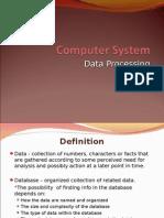 II.C. Data Processing-Internet