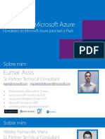 Day 10 - Whats New in the Microsoft Azure Platform - Oct 2014