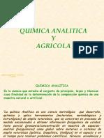 Quimica Analitica Agricola