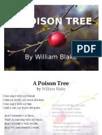 a poison tree - william blake.pptx