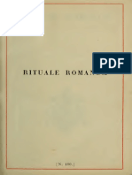 265-Rit Rituale Romanum Papae Pii x