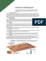 Fundamentos Del Basquet