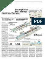 Panamá inaugura ampliación de canal
