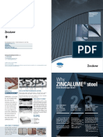 Product Brochure Zincalume