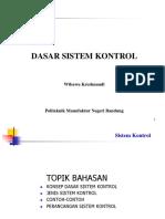 Dasar Sistem Kontrol