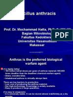 5. TROPIS 5 2012 (Bacillus Anthracis)