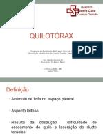 Quilo Torax