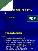 MIELOPROLIFERaTIF