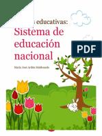 Sistema de Educación Nacional - María José Ardón
