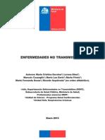 Enfermedades No Transmisibles en Chile 2013