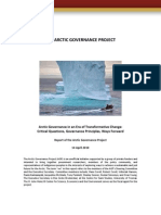 The Arctic Governance Project
