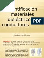 constante dielectrica