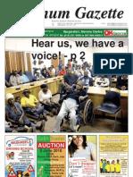 Platinum Gazette 21 May
