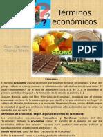 1.- Terminos Economicos