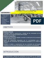 Proceso de Diseño y Construcción de una carroceria de Bus