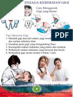 Poster Kesehatan Gigi