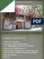 HOSPEDAJES DE MOQUEGUA