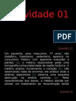 Prova 01 - Divisão Anatômica_Nutri